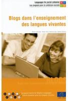 Blogs dans l'enseignement...