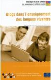 Blogs dans l'enseignement des langues vivantes (Livre + CD-Rom)