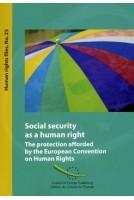 PDF - Social security as a...