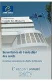 PDF - Premier rapport annuel sur l'exécution des arrêts de la Cour européenne des Droits de l'Homme