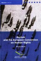 Le droit d'asile et la...