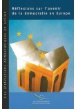 PDF - Réflexions sur l'avenir de la démocratie en Europe