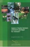 PDF - Lignes à haute tension : comment protéger les oiseaux? (Sauvegarde de la nature, n°140)