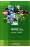 Lignes directrices sur les plans d'action en faveur des espèces animales menacées (Sauvegarde de la nature n° 92)