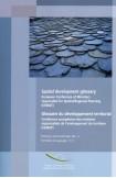 Glossaire du développement territorial (édition bilingue):Conférence européenne des ministres responsables de l'aménagement du territoire (CEMAT) (Série Territoire et paysage n° 2)