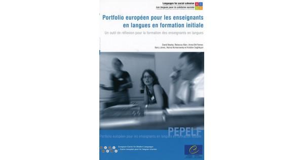 Pdf portfolio europ en pour les enseignants en langues en formation initiale un outil de - Office pour les enseignant ...