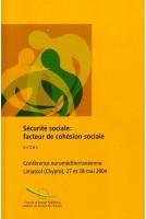 Sécurité sociale : facteur...