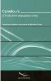 Carrefours d'histoires européennes - Perspectives multiples sur cinq moments de l'histoire de l'Europe (CD + Livre)