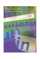Bulletin on Constitutional...