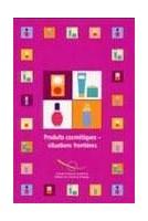 PDF - Produits cosmétiques...