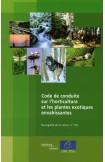 Code de conduite sur l'horticulture et les plantes exotiques envahissantes (Sauvegarde de la nature, n°155)