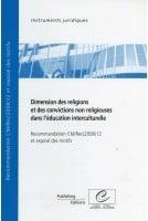 Dimension des religions et...