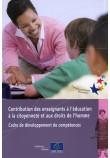 PDF - Contribution des enseignants à l'éducation à la citoyenneté et aux droits de l'homme: cadre de développement de compétences