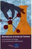 PDF - Biomédecine et droits de l'homme - La Convention d'Oviedo et ses protocoles additionnels