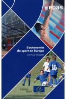 L'autonomie du sport en Europe