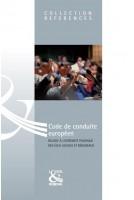 PDF - Code de conduite...
