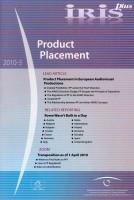 IRIS plus 2010-3: Product...