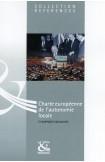 PDF - Charte européenne de l'autonomie locale et rapports explicatifs