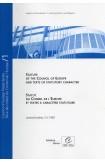Statut du Conseil de l'Europe et textes à caractère statutaire - Série des traités du Conseil de l'Europe n° 1