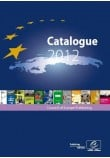 2012 Catalogue - Council of Europe Publishing