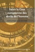 Saisir la Cour européenne...