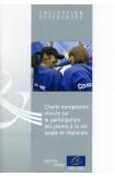 Charte européenne révisée sur la participation des jeunes à la vie locale et régionale
