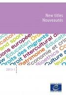 Catalogue Nouveautés 2013-1