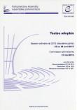 Assemblée parlementaire - Textes adoptés - Session ordinaire de 2013 (deuxième partie) 22 au 26 avril 2013, Commission permanente 31 mai 2013