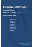 PDF - Democracy on the Precipice - Council of Europe Democracy Debates 2011-12