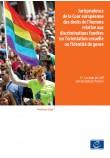 PDF - Jurisprudence de la Cour européenne des droits de l'homme relative aux discriminations fondées sur l'orientation sexuelle ou l'identité de genre