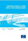 Convention du Conseil de l'Europe contre le trafic d'organes humains et rapport explicatif