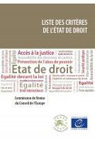 PDF - Liste des critères de...