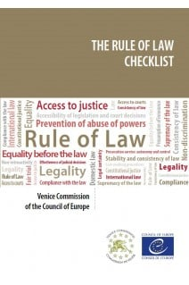 PDF - The rule of law checklist