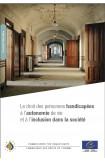 PDF - Le droit des personnes handicapées à l'autonomie de vie et à l'inclusion dans la société