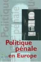 Politique pénale en Europe