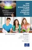 ETINED - Plate-forme du Conseil de l'Europe sur l'éthique, la transparence et l'intégrité dans l'éducation - Volume 4 - Codes de conduite pour les enseignants en Europe - Étude de fond