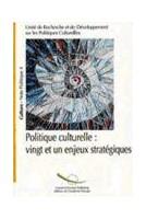 PDF - Politique culturelle...