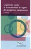 Législation contre la discrimination à l'égard des personnes handicapées (2ème édition, 2003)