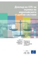 Доклад на CEPEJ за оценка...