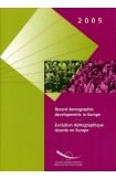 Evolution démographique récente en Europe 2005