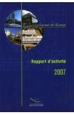 PDF - Conseil de l'Europe - Rapport d'activité 2007